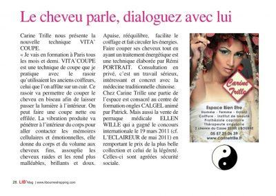 Lib'Mag Aout 2011